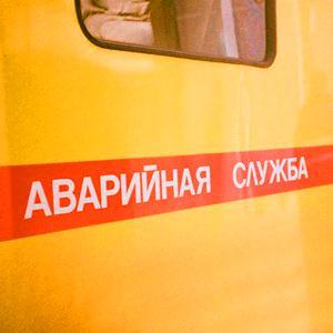 Аварийные службы Менделеевска