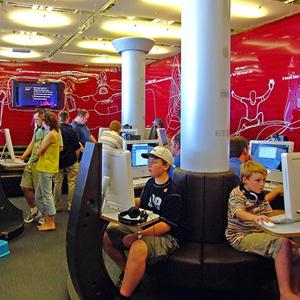 Интернет-кафе Менделеевска