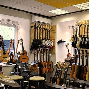 Музыкальные магазины Менделеевска