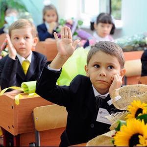 Школы Менделеевска