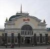 Железнодорожные вокзалы в Менделеевске