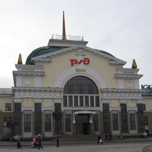 Железнодорожные вокзалы Менделеевска